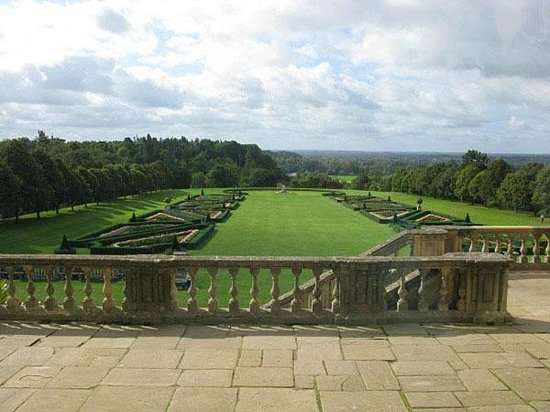Cliveden House: Grounds