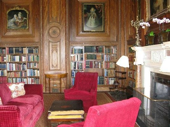 ‪‪Cliveden House‬: Library