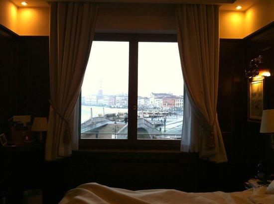 Hotel Bucintoro: blick am fenster
