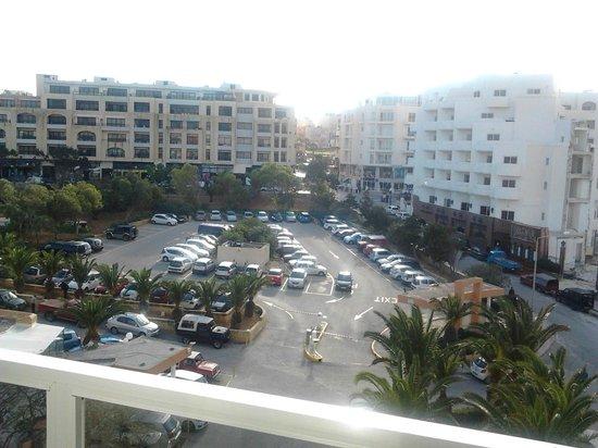 Dolmen Hotel Malta: View