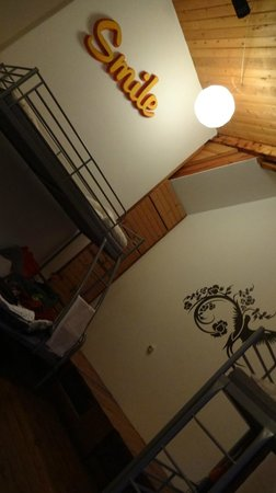 The Loft Hostel Budapest: Nice and Clean Room