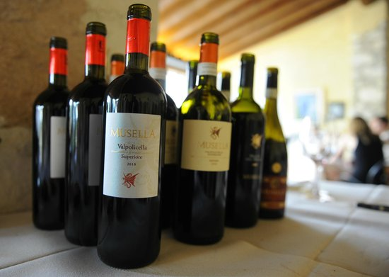 Musella Winery & Country Relais: The vino...