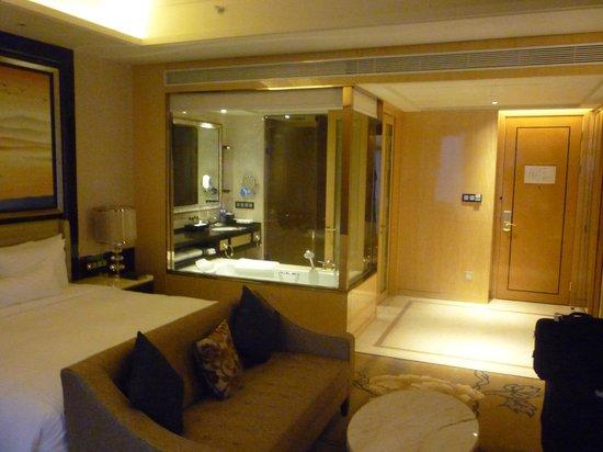 Wanda Vista Changsha: room
