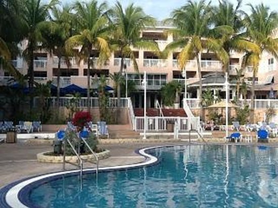 DoubleTree by Hilton Hotel Grand Key Resort - Key West: Pool