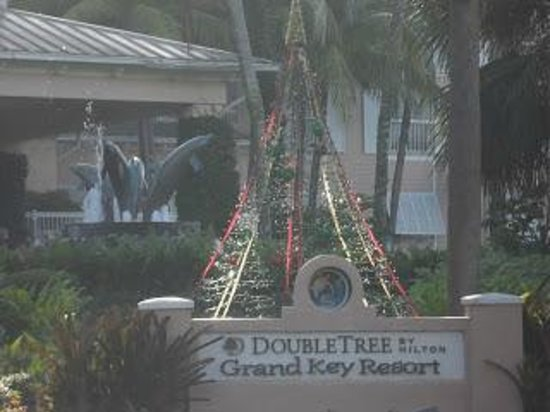 DoubleTree by Hilton Hotel Grand Key Resort - Key West: Eingangsbereich