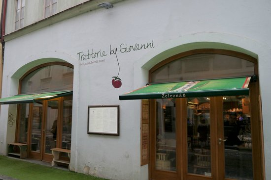 Photo of Italian Restaurant Trattoria by Giovanni at Železná 8, Prague 110 00, Czech Republic