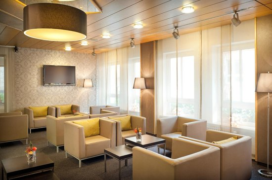 BEST WESTERN Hotel Favorit Ludwigsburg: Lobby / Bar