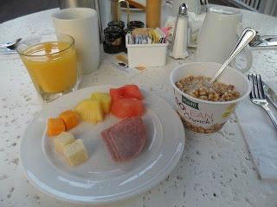DoubleTree by Hilton Hotel Grand Key Resort - Key West: Frühstück