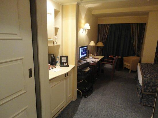 Le Chatelain Hotel: FOTO HABITACIÓN