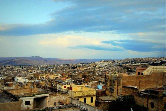 Dar Ahl Tadla: View