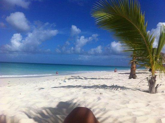 Manchebo Beach: Relax