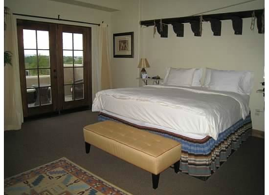 Inn at Desert Wind Winery : Our room