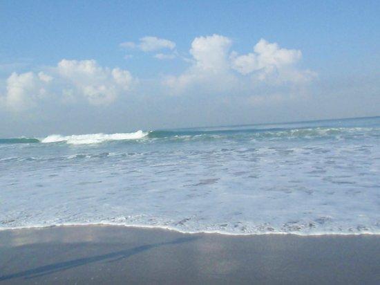 Bali Baik Villa & Residence: Love the nearby beach