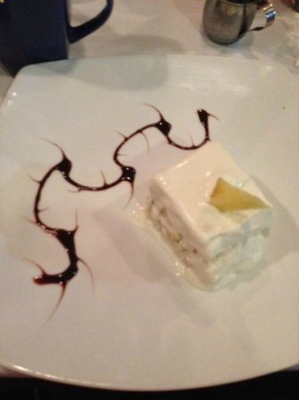 The Nomad Cafe: Coconut Dessert