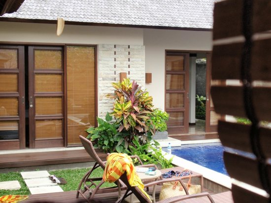 Bali Baik Villa & Residence: Day view