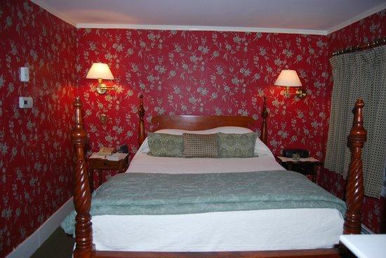 Captain's House Inn: notre chambre