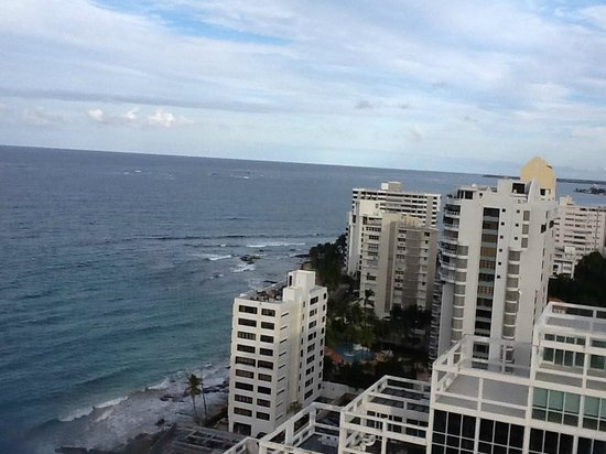 San Juan Marriott Resort & Stellaris Casino: room view
