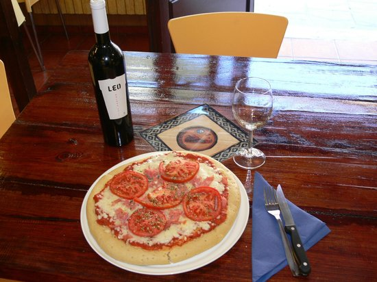 Bar Restaurant Cerro Otto: Pizza Banchero