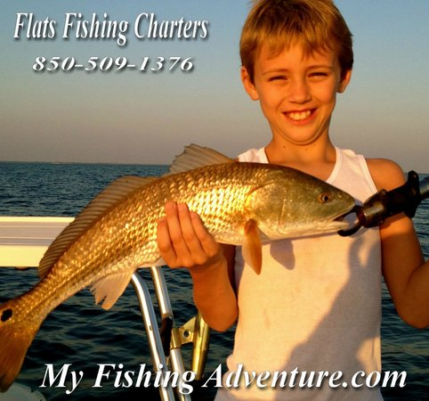 My Fishing Adventures: Flats Fishing Charters in St. George Island Florida