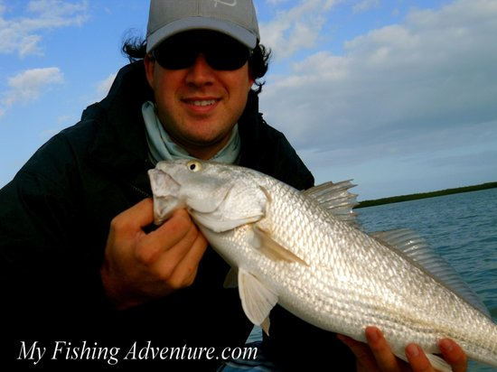 My Fishing Adventures: Winter Red Fishing In Carrabelle Florida