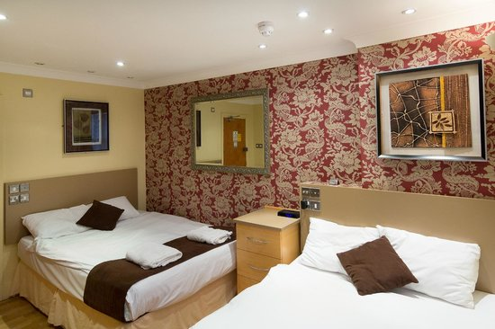 Excelsior Hotel London: Rooms