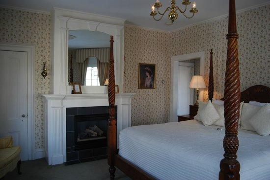 Adele Turner Inn: notre chambre
