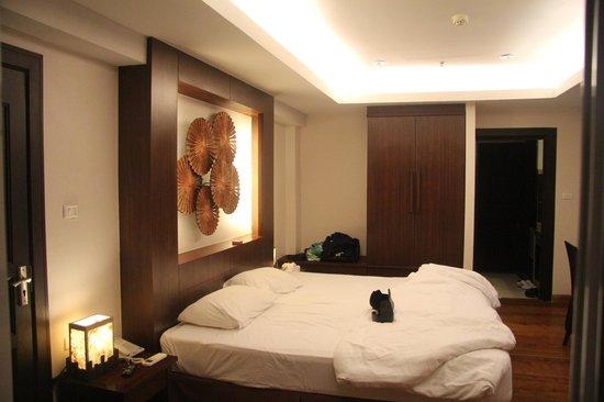 Golden Sea Pattaya Hotel: Номер 