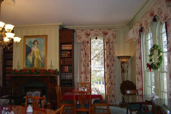 Adele Turner Inn: salle des petits déjeuners