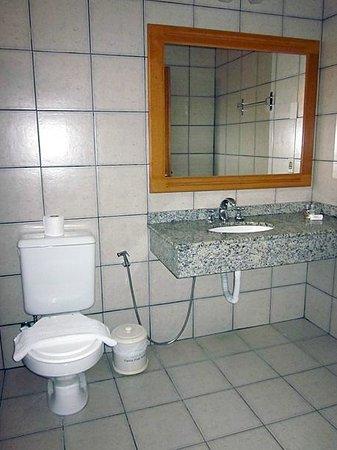 Farroupilha, RS: Banheiro