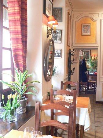 Au fin gourmet h tel terrasse le croisic france for Restaurant au croisic