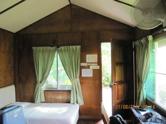 Nature Lodge Kinabatangan: Room