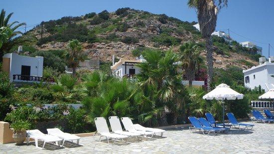 Vangelis Villas:                   отель