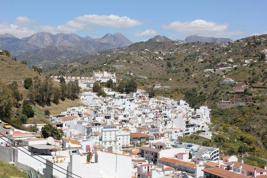 Hotel La Casa: Torrox village