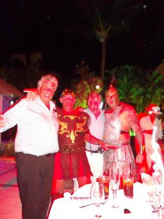 Turtle Beach by Elegant Hotels: new years eve