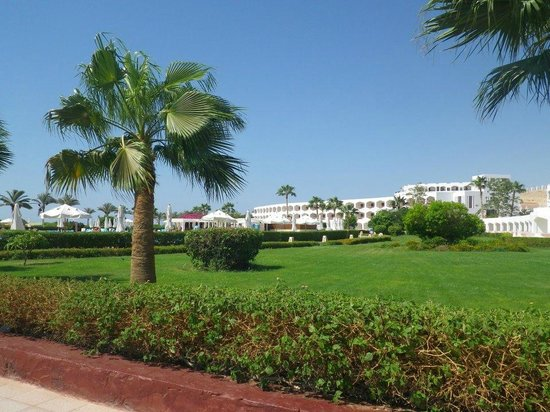 Baron Resort Sharm El Sheikh : Baron view from beach