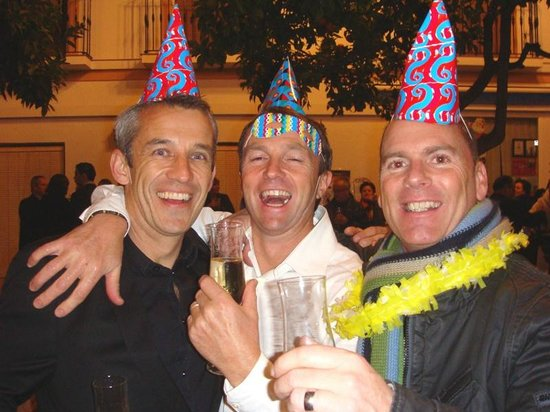 Hotel La Casa: New Years Eve