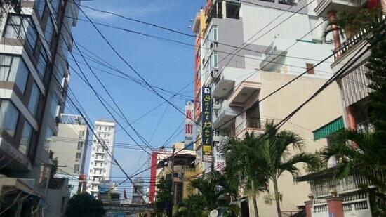 Mai Huy Hotel: 外観