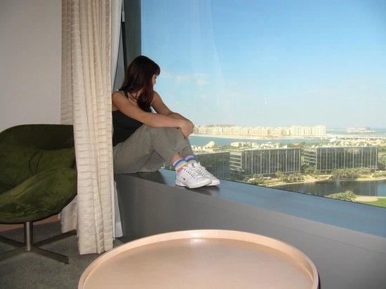 فندق ميديا وان: Panorama 