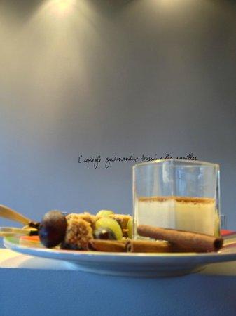 Surprise gourmande au petit d jeuner picture of villa esprit de famille sa - Esprit de famille decoration ...
