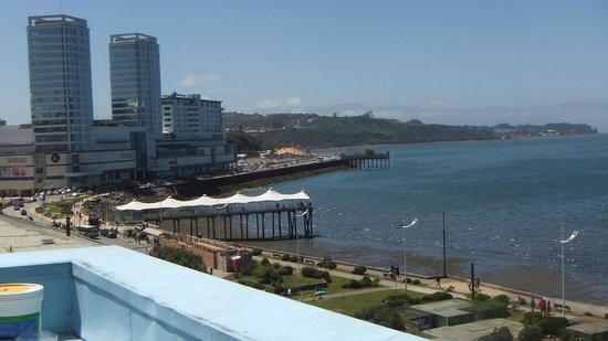 Apart Hotel Colon: View from Room 77