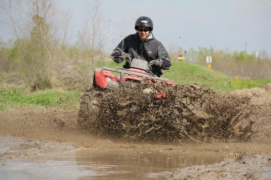 ATV Swamp Tour