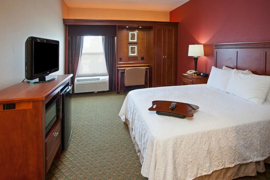 Hampton Inn Youngstown West I-80: Single King Guestroom
