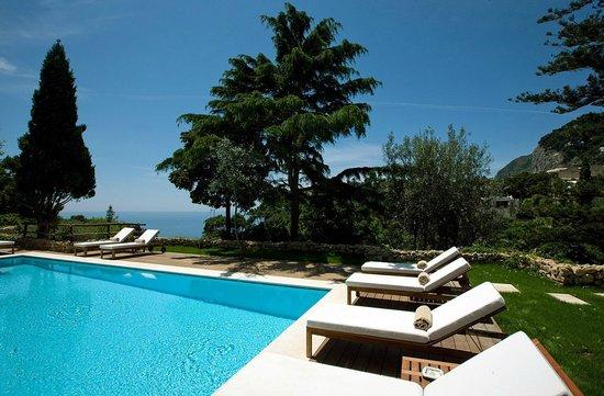 La Minerva: pool