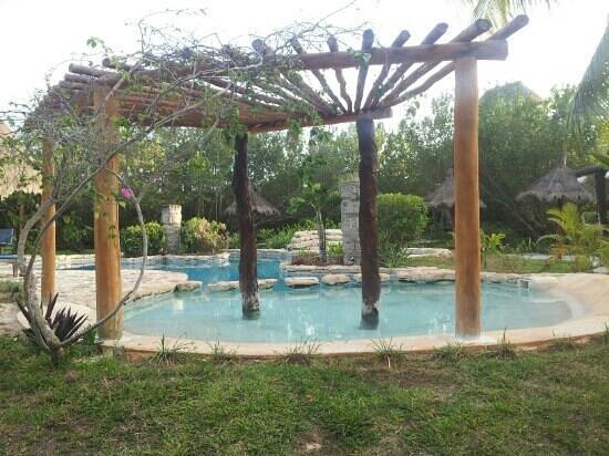 Hotel Villas Delfines: pool
