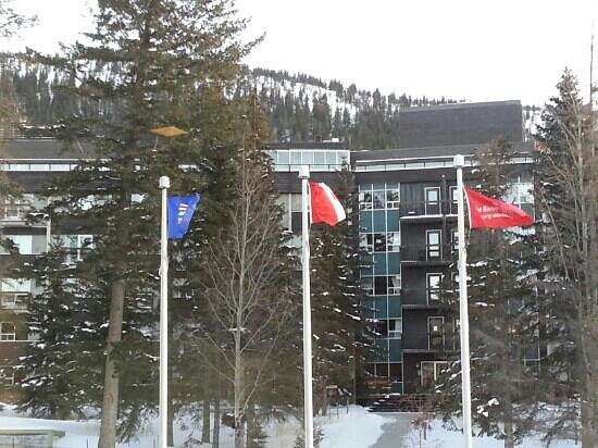 The Banff Centre for Arts and Creativity: Lloyd hall accommodation