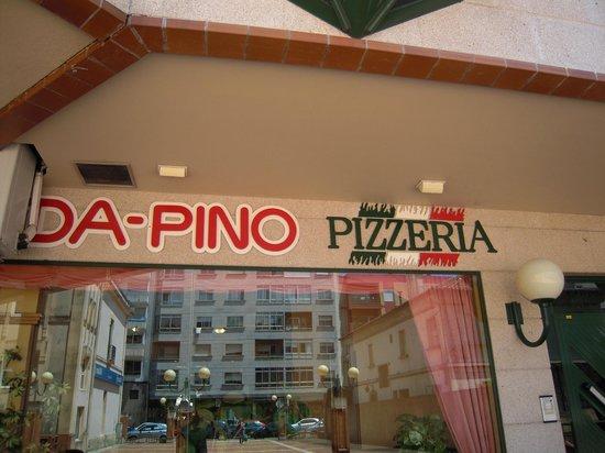 6b02d6636e Restaurante Pizzeria Dapino, Vilagarcia de Arousa - Restaurant ...