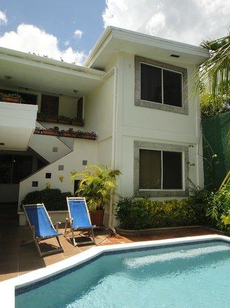 Hotel El Almendro Managua: Apartments