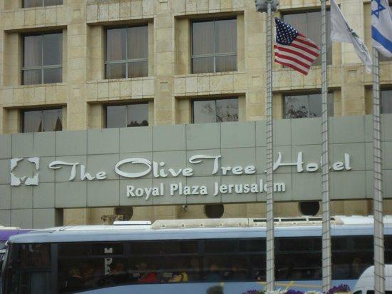 Olive Tree Hotel: Olive Tree Plaza