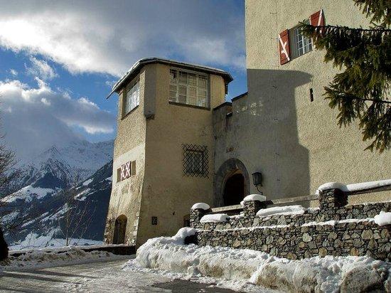 Hotel Schloss Mittersill: Winter im Schloss Mittersill