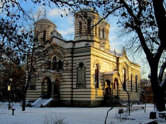 Saint Nikolai Sofiyski